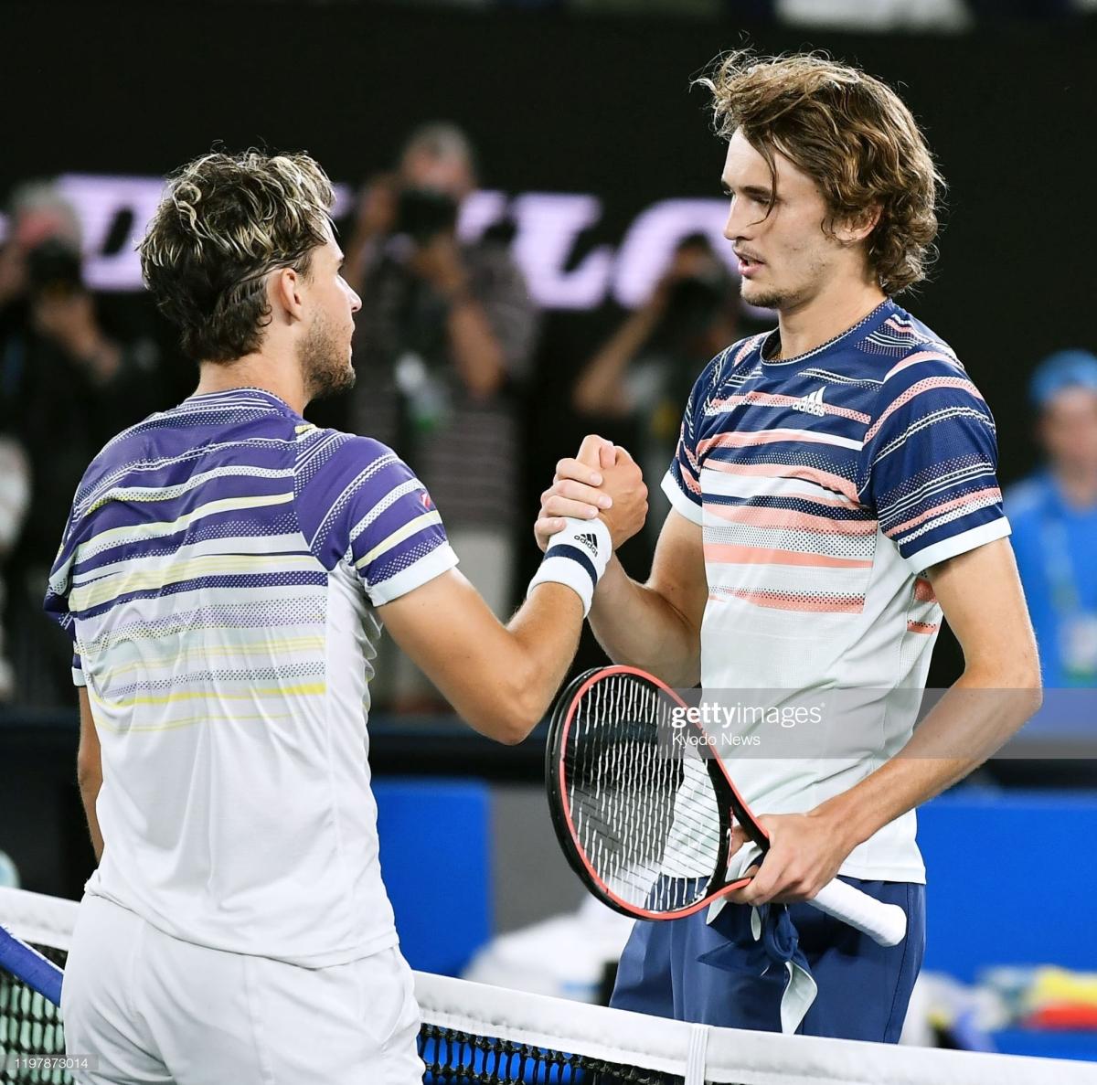 Thiem keeps finding – Day 12 Aussie Open. – ATP & WTA Blog