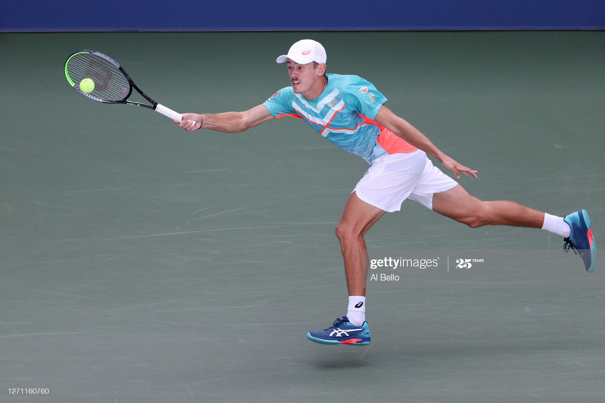 de minaur day 8 us open 2020
