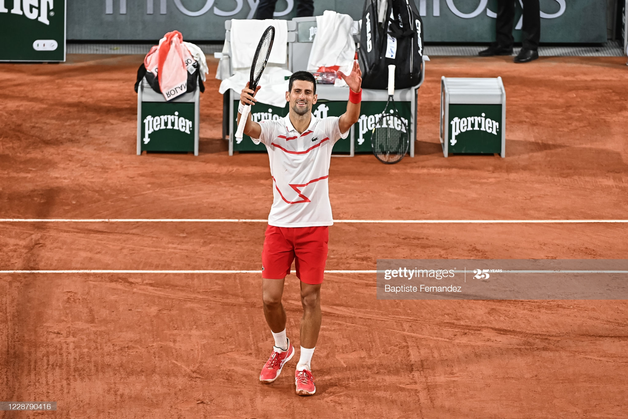 djokovic day 3 french open.223