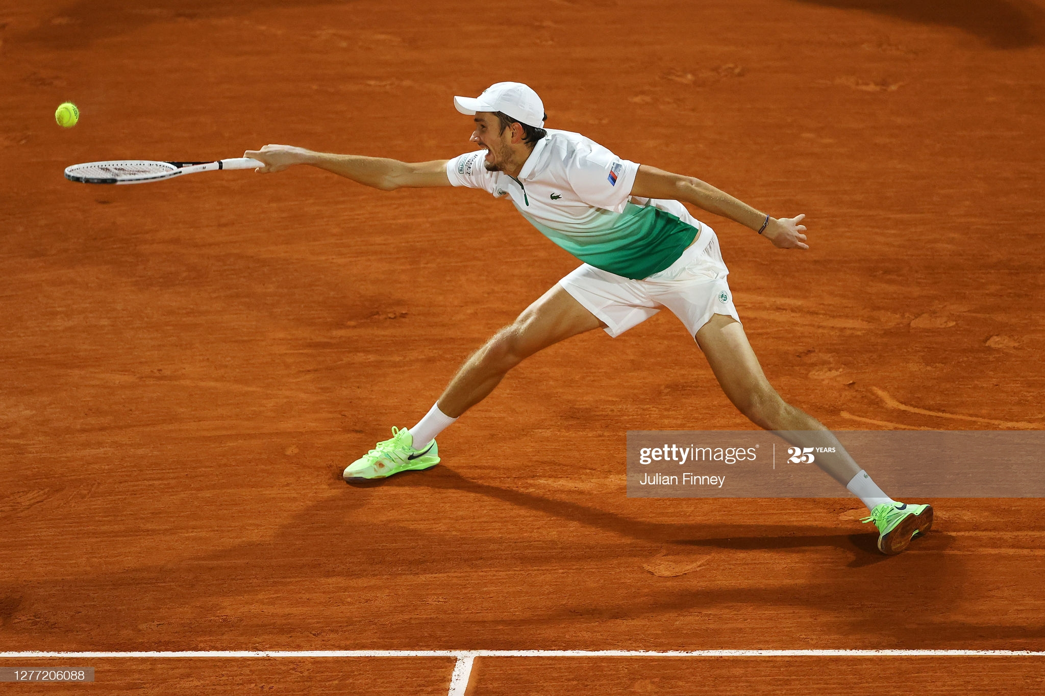 medvedev day two french open 20202