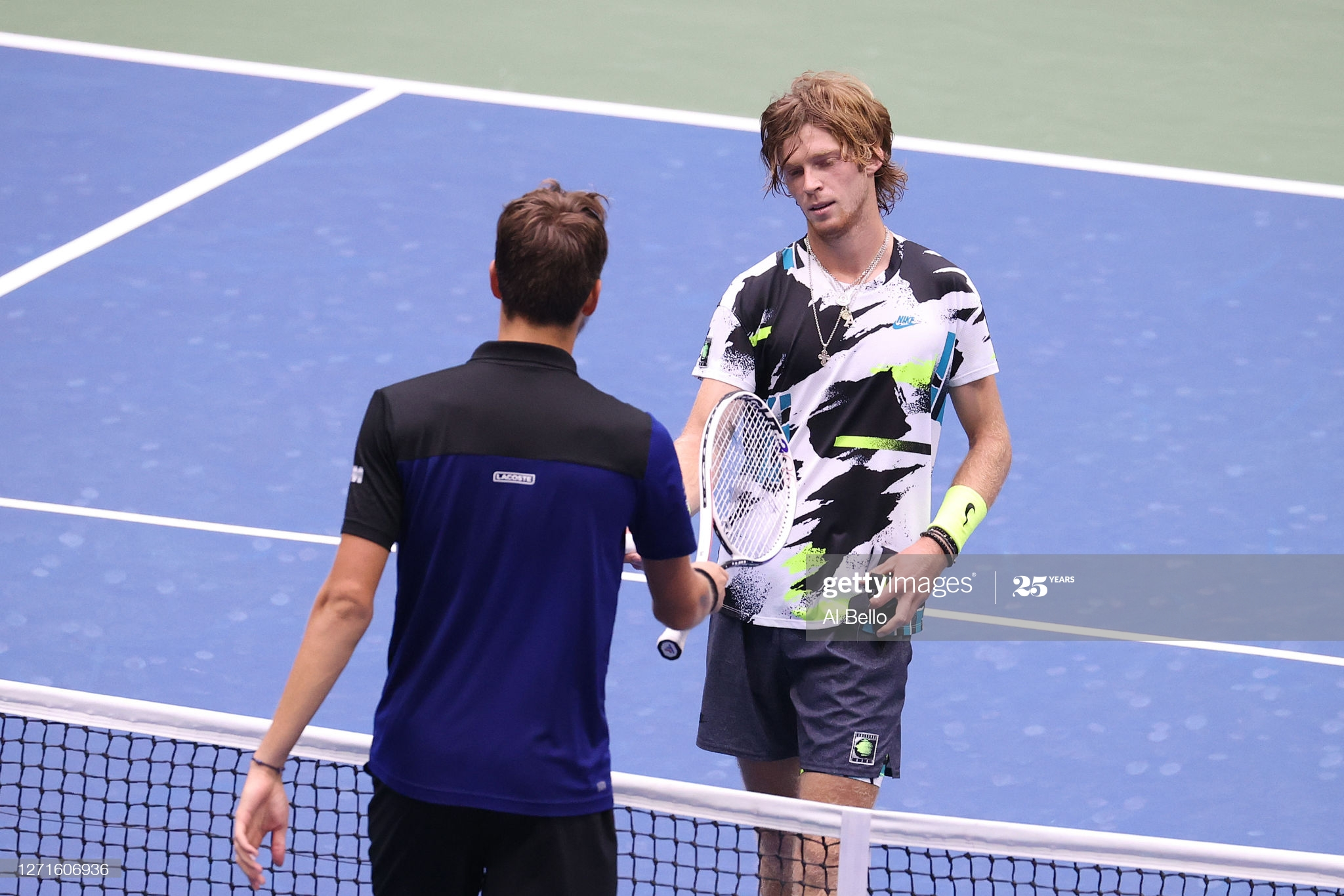 medvedev v rublev us open day 10 2020