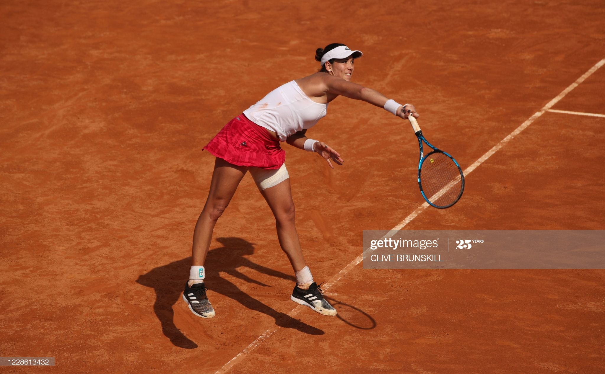 mugurua french open 2020