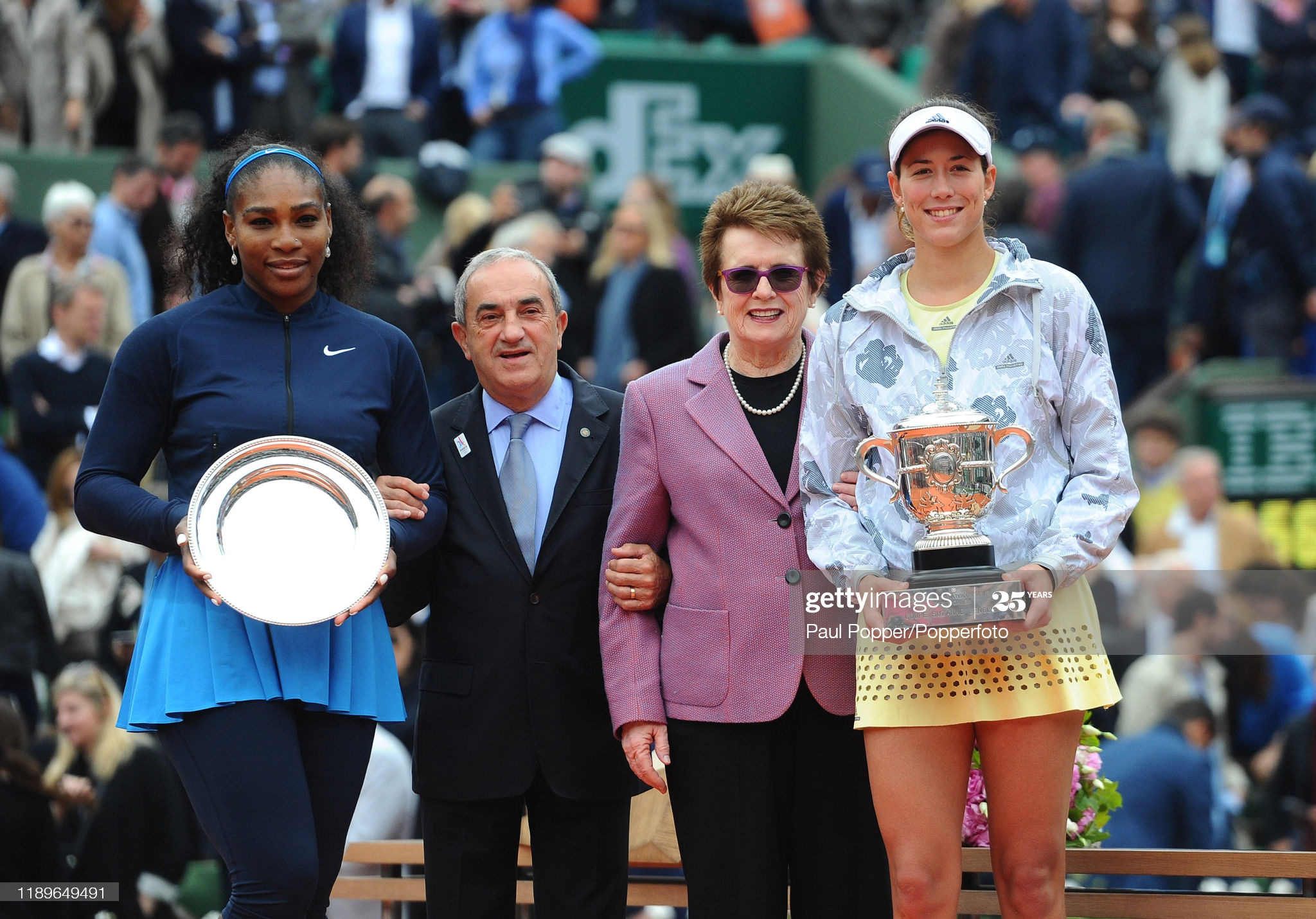 muguruza serena french open 2020