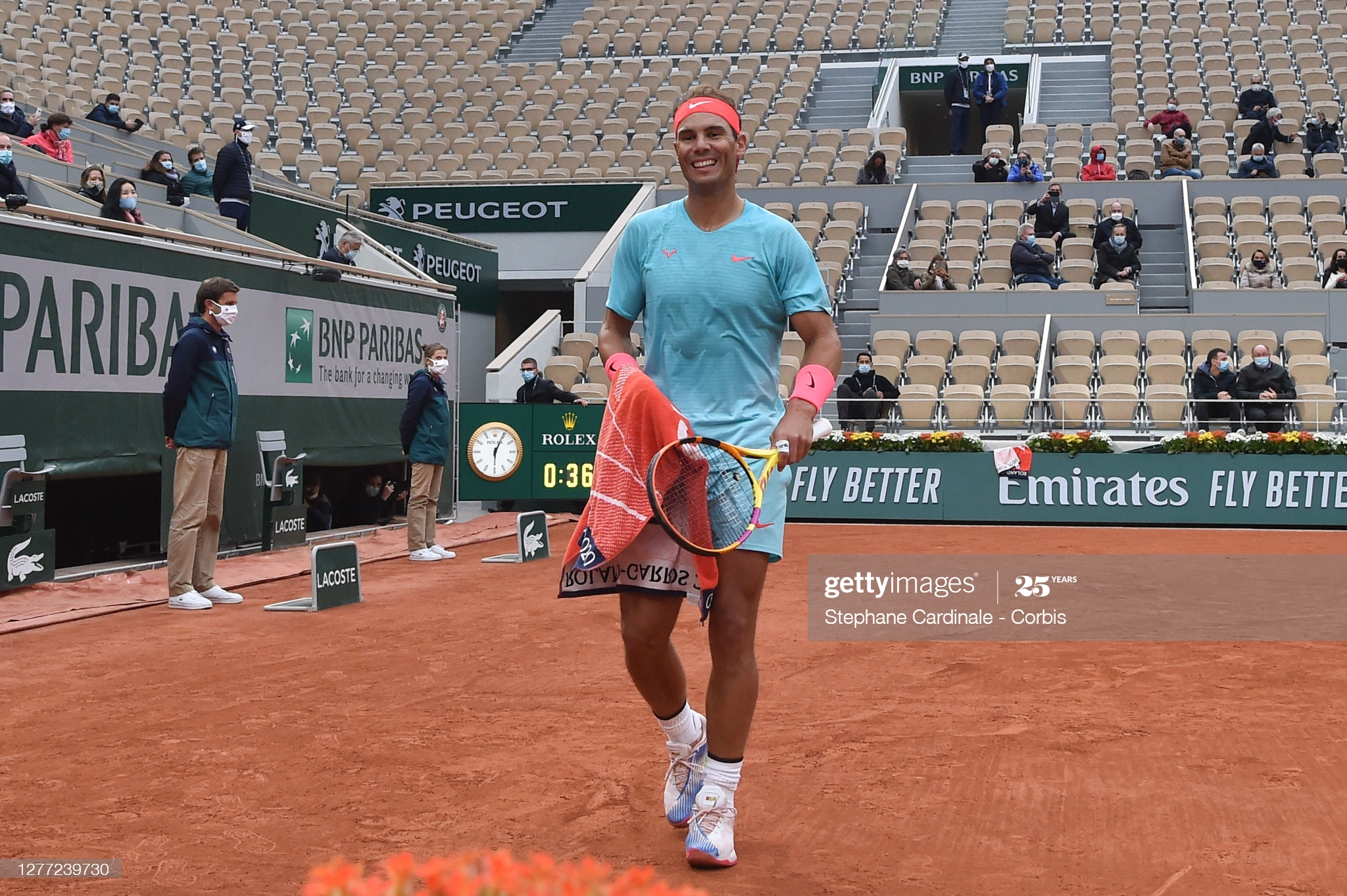 nadal day two fewnch open