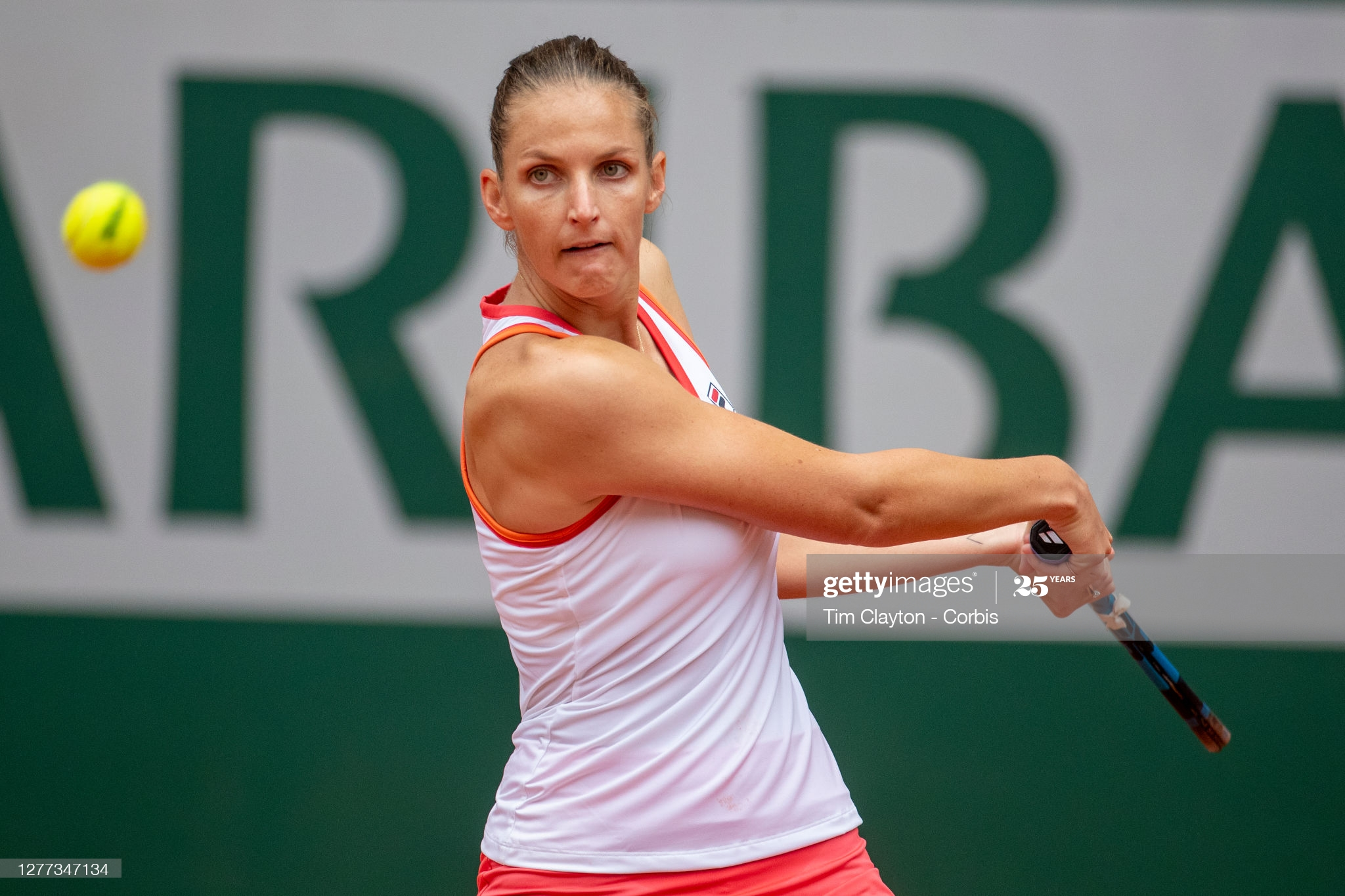 pliskova day 3 french open 2020