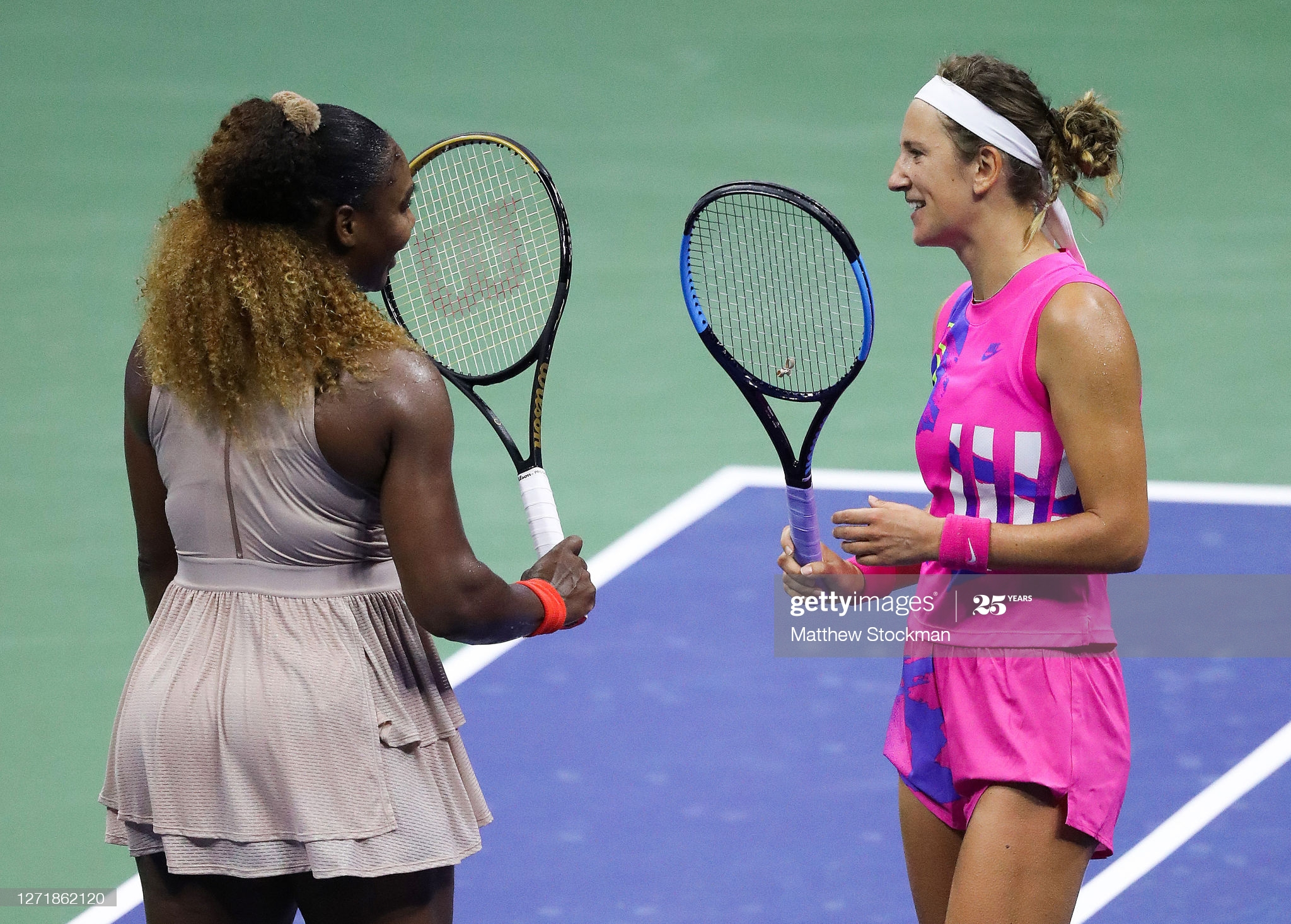 rena and vika day 11 us open 2020