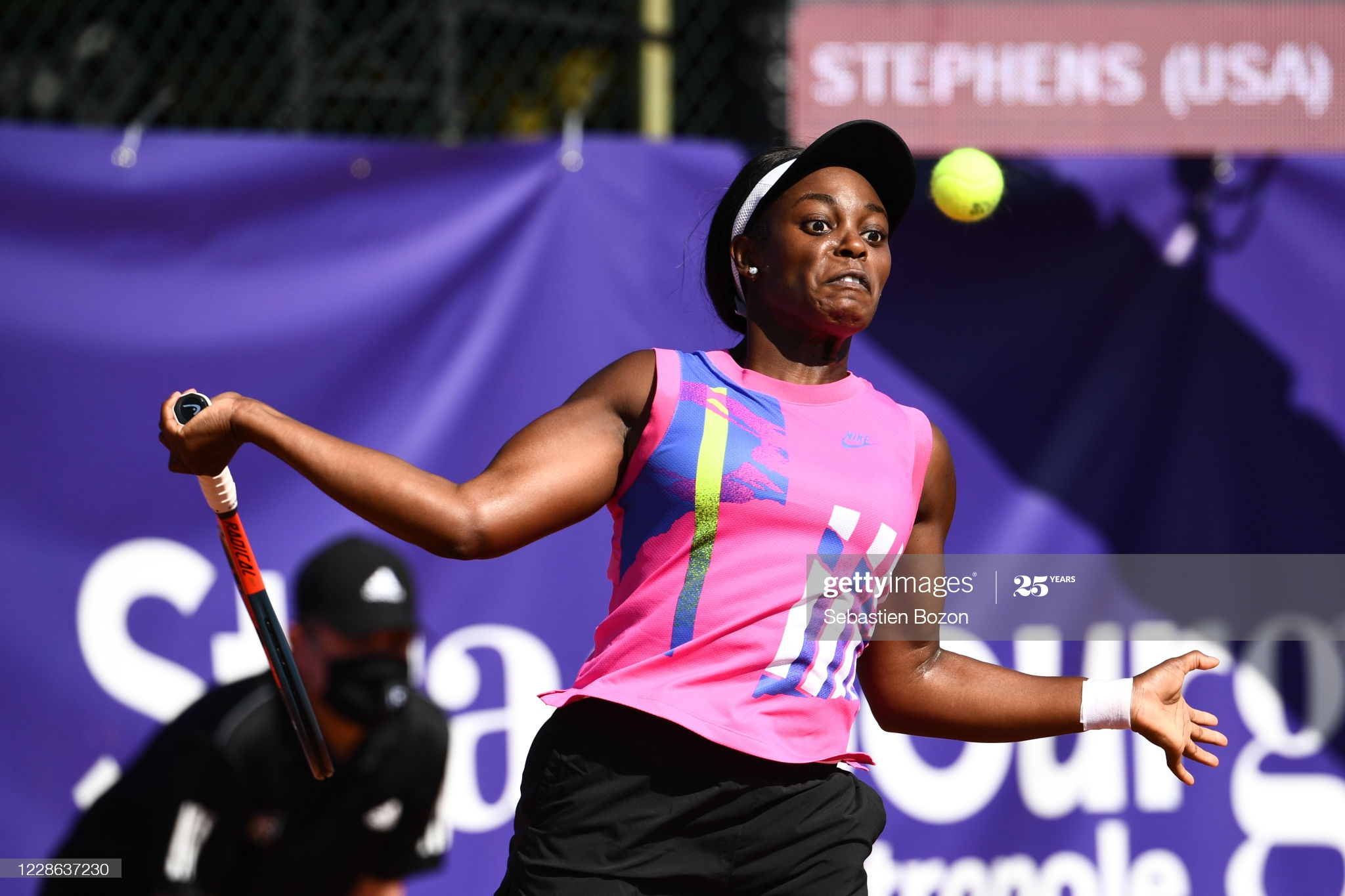sloane stephens french open 2020