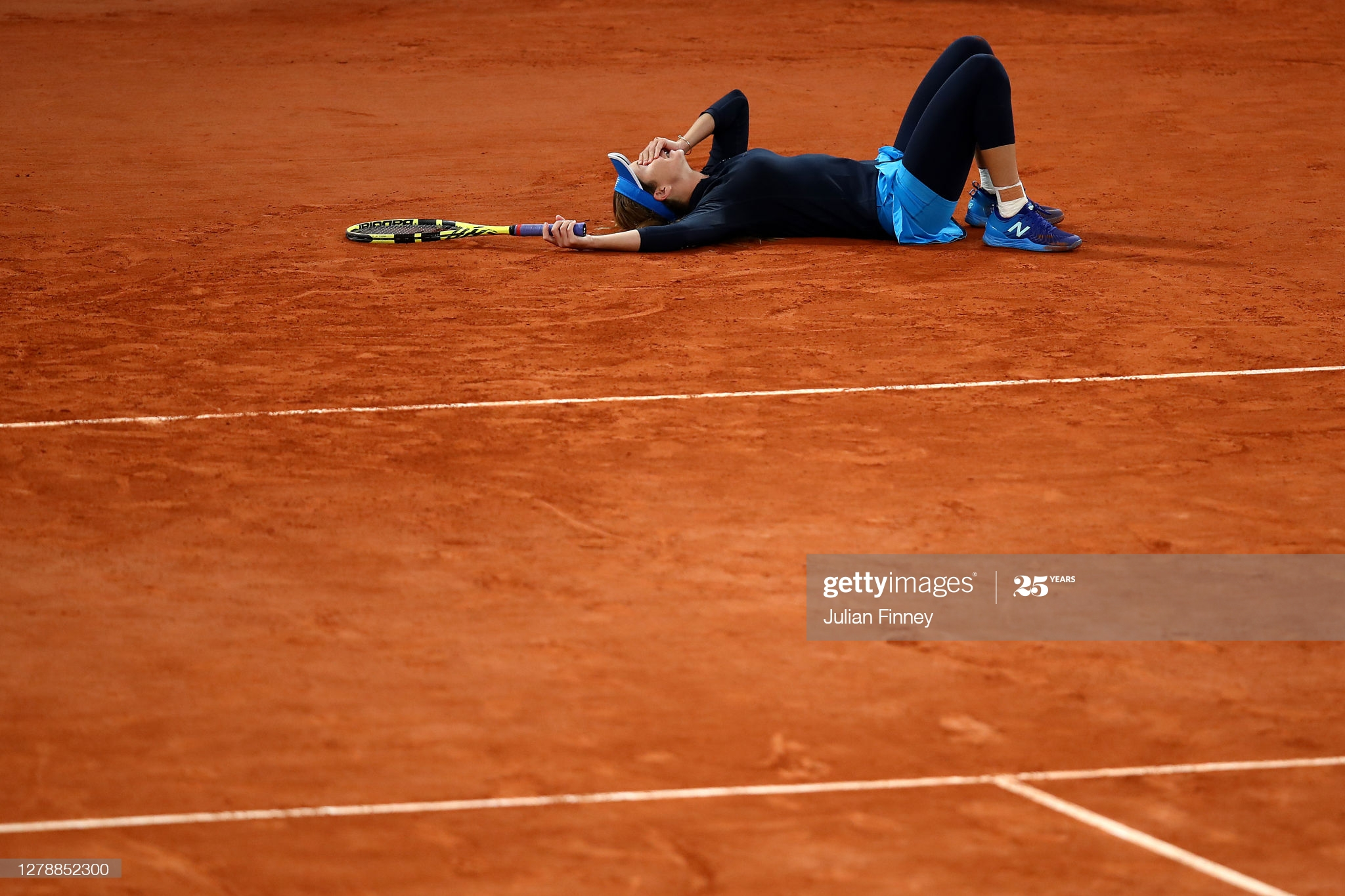danielle collins day 10 french open 2020
