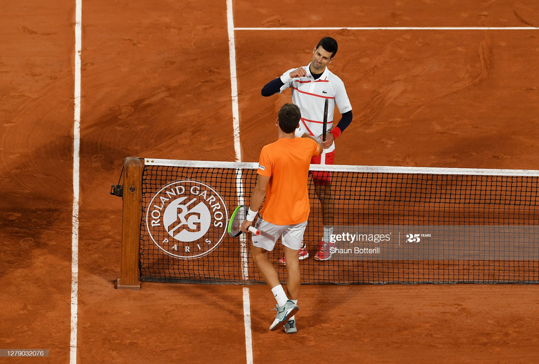 djokovic v pcb day 11 french open 2020