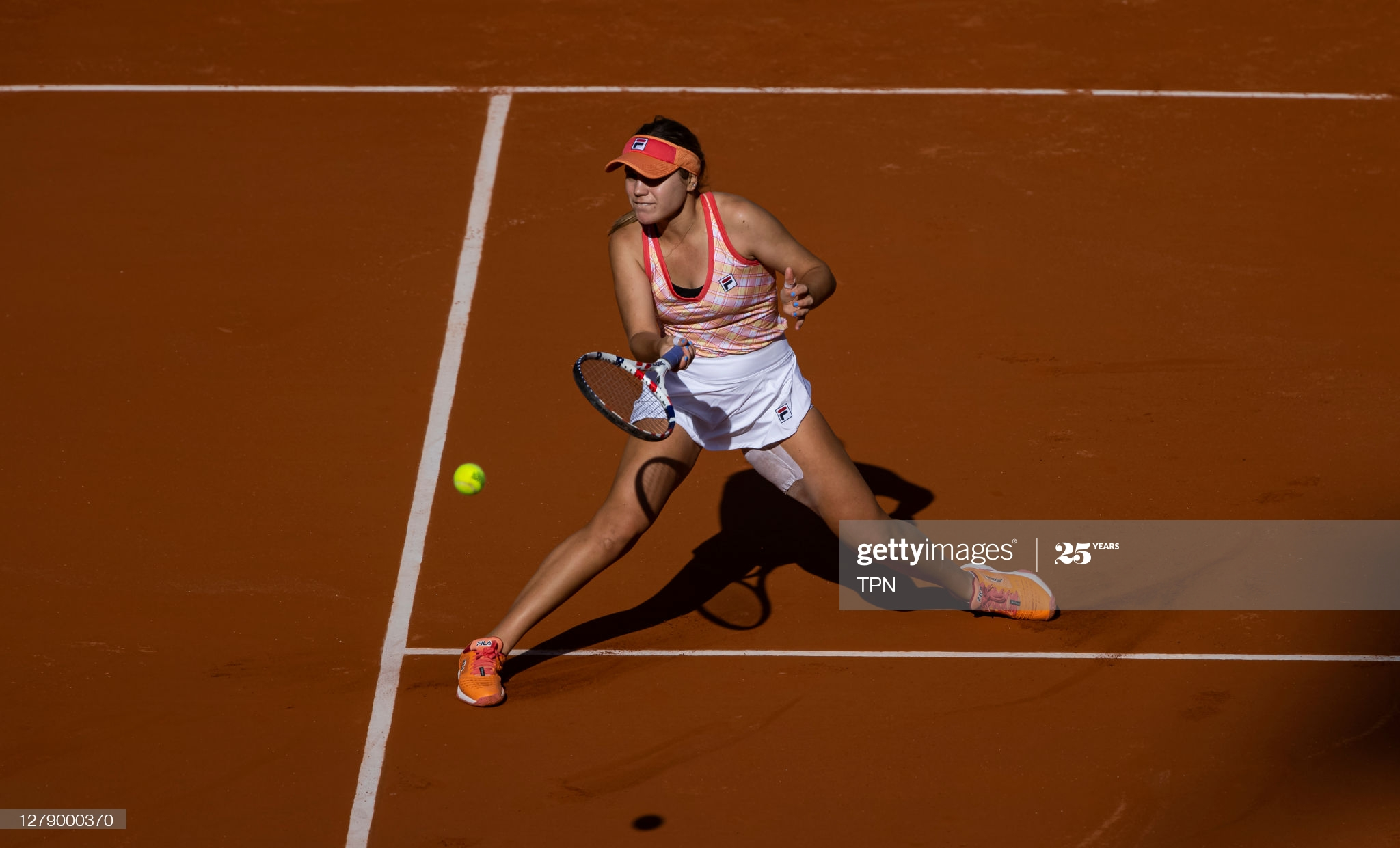 kenin day 11 french open 2020.2