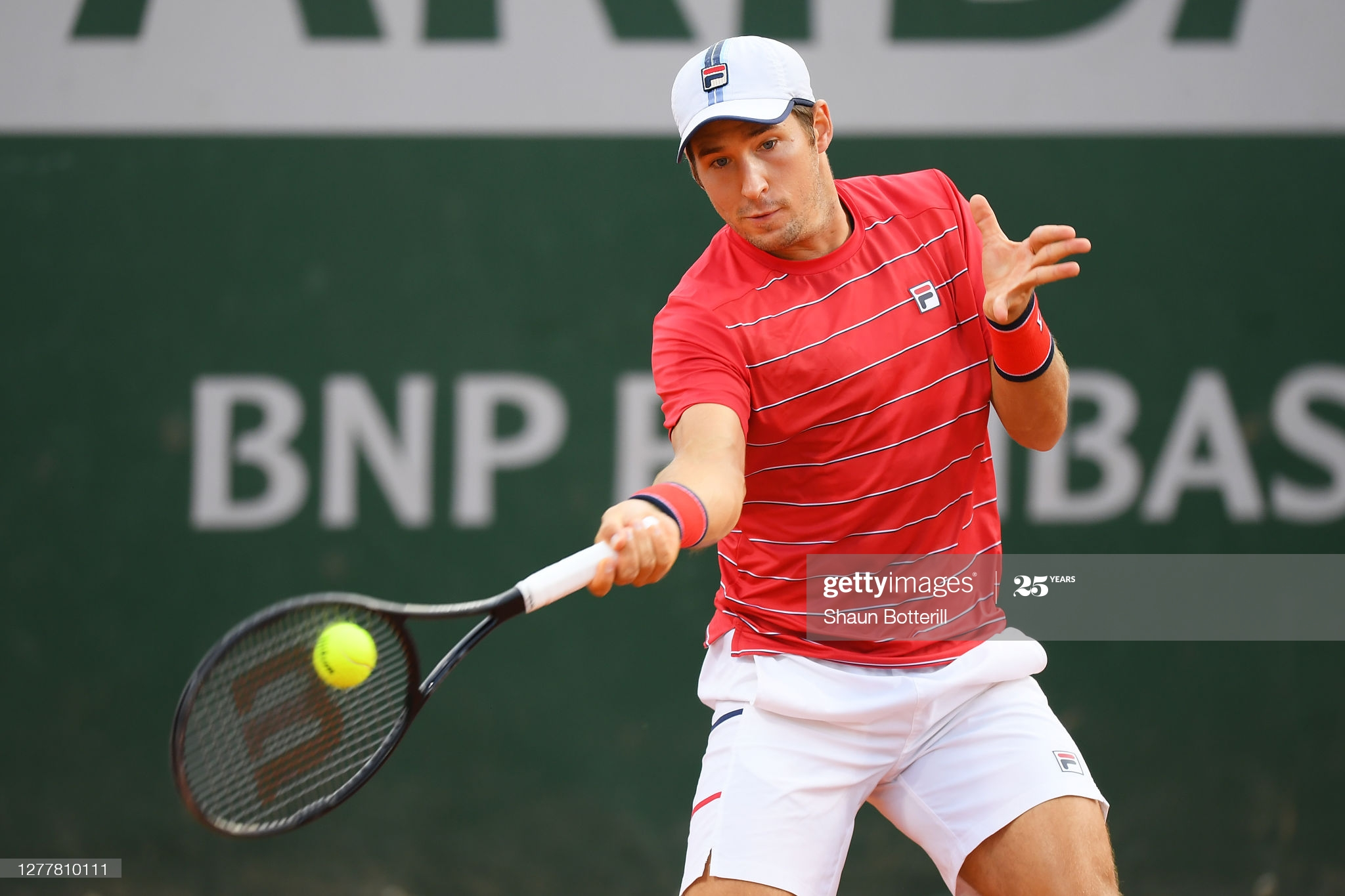 lajovic day 5 french open 2020