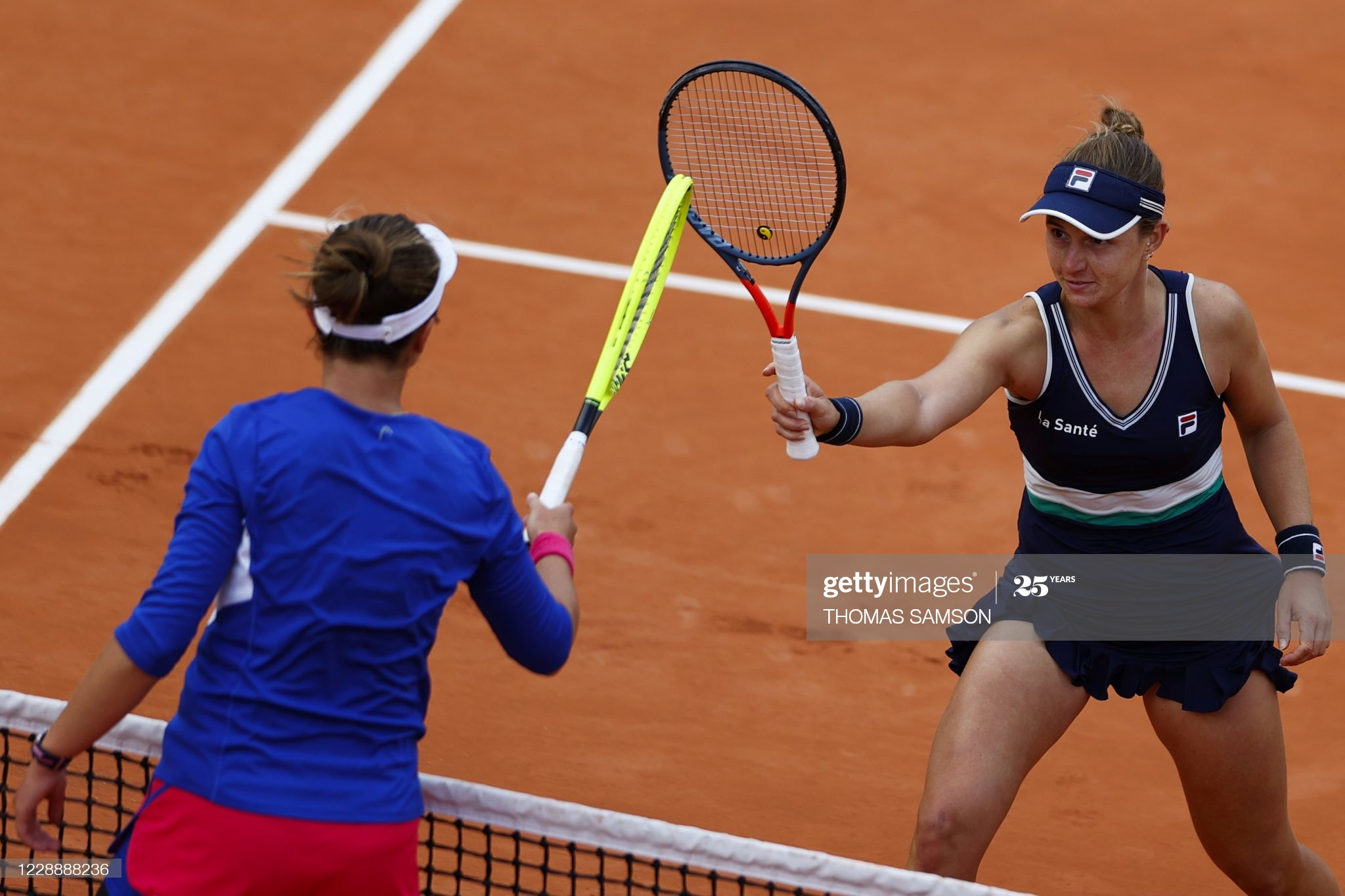podoroska day 8 french open 2020