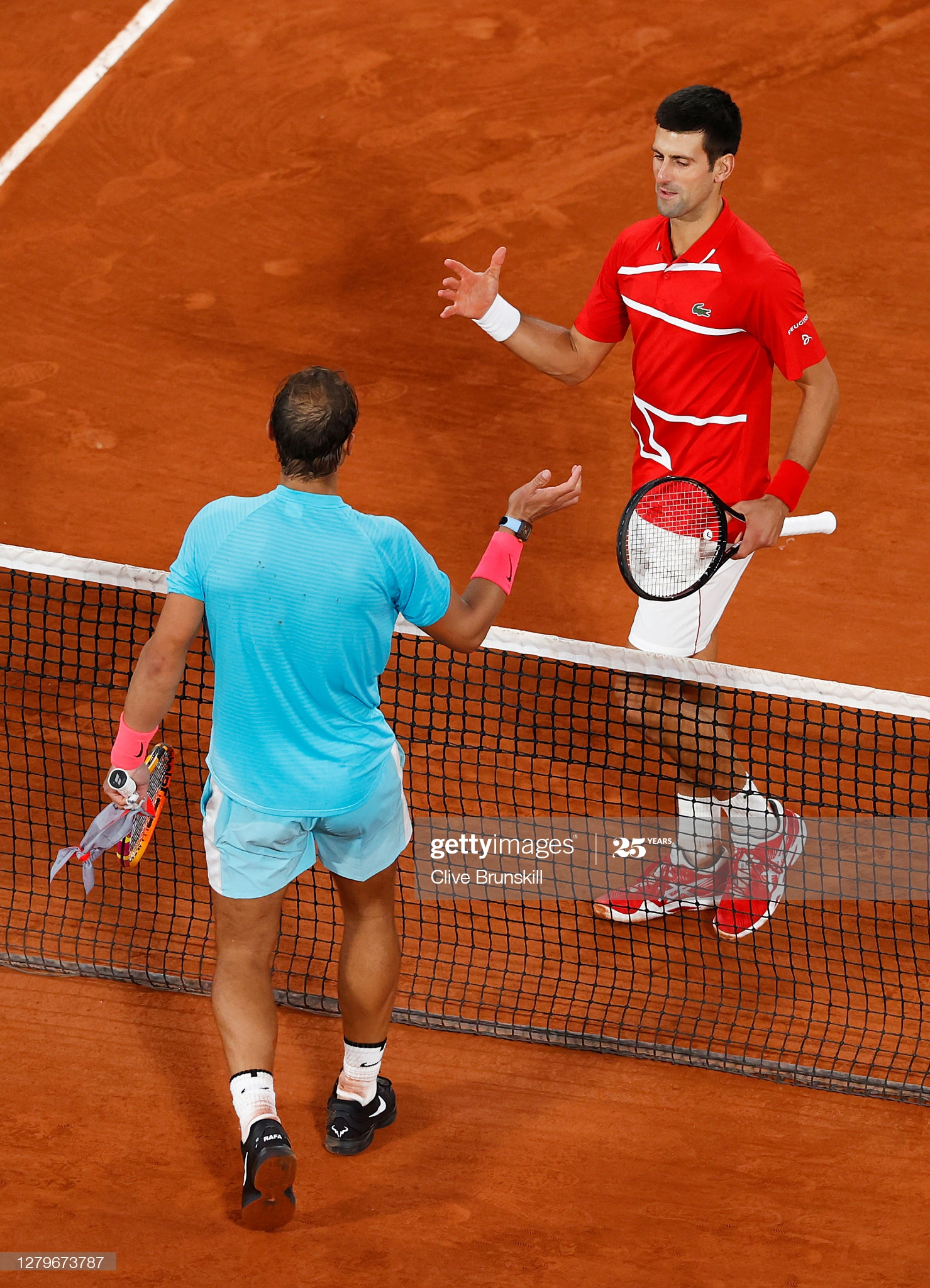 rafa and nole day 15 french open 2020.wqw