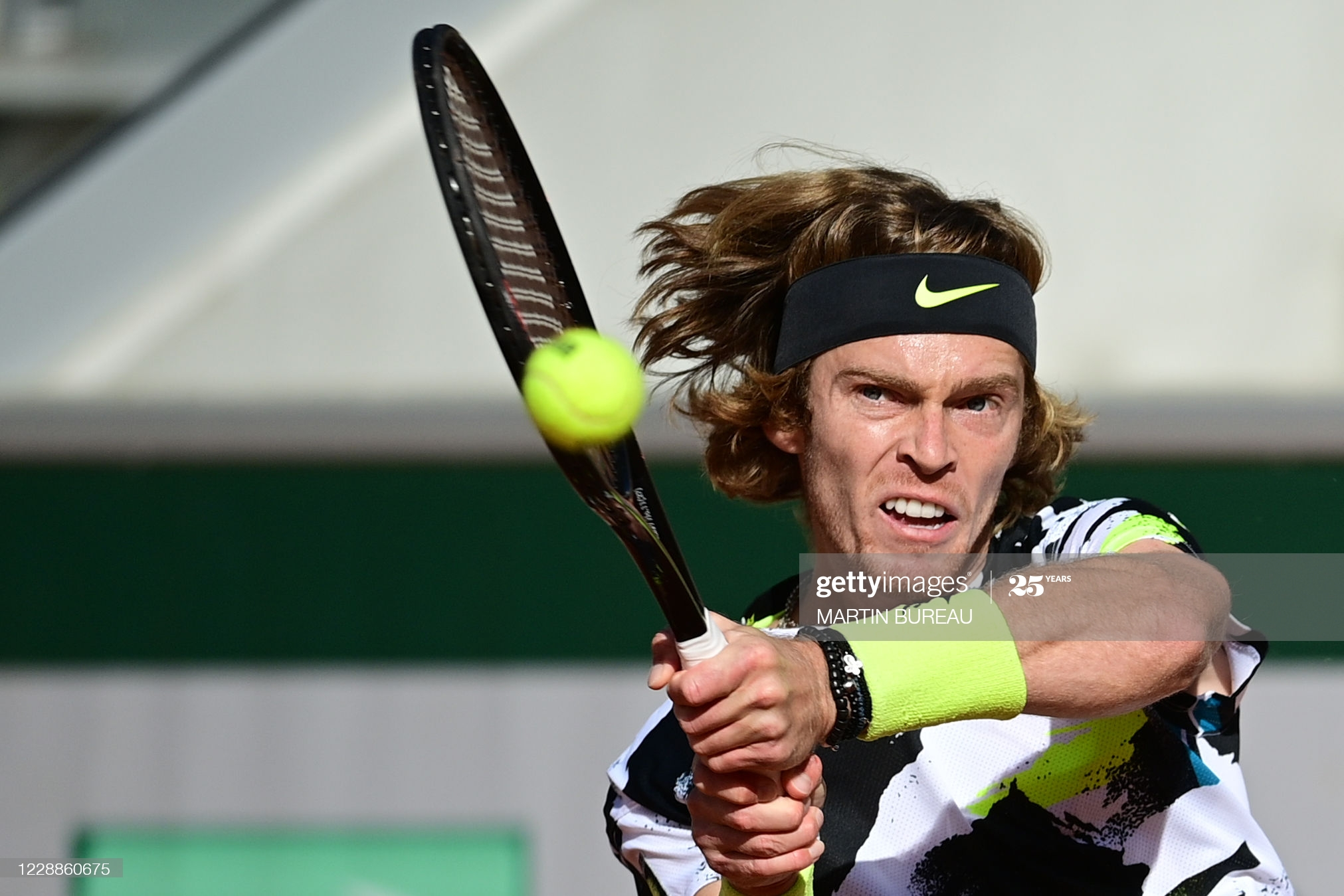 rublev day 7 french open 2020