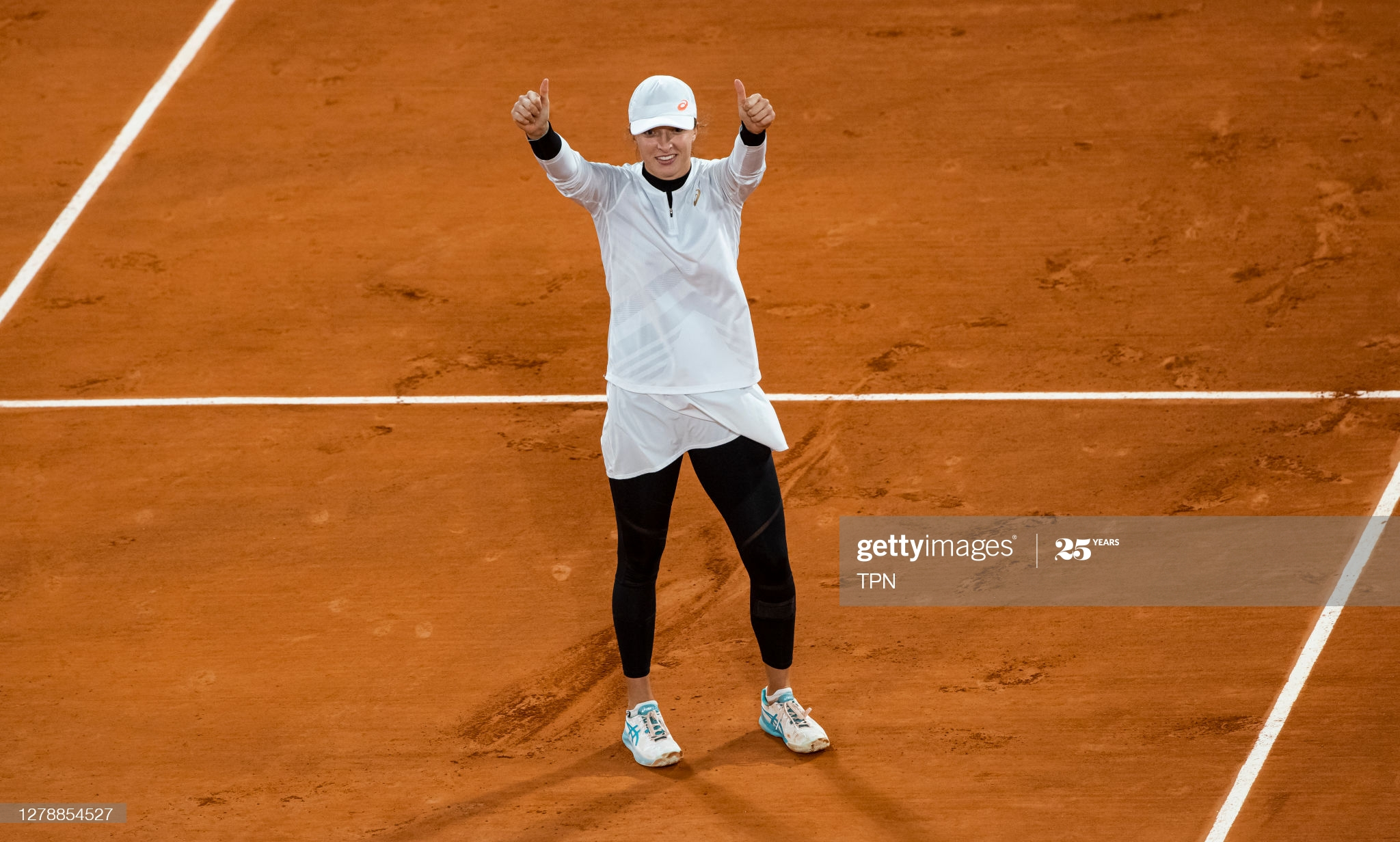 swiatek day 10 french open 2020.2