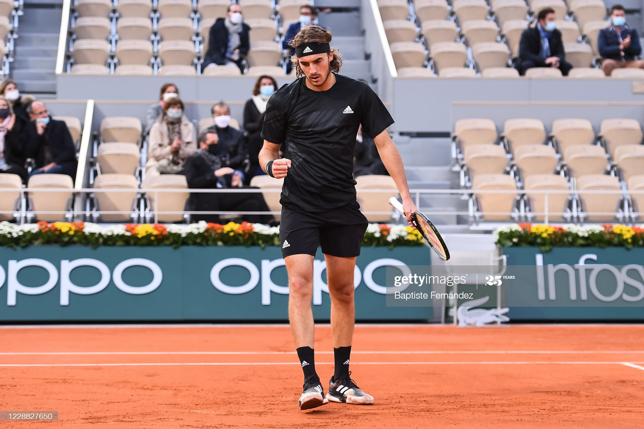 taitsipas day 5 french open 2020